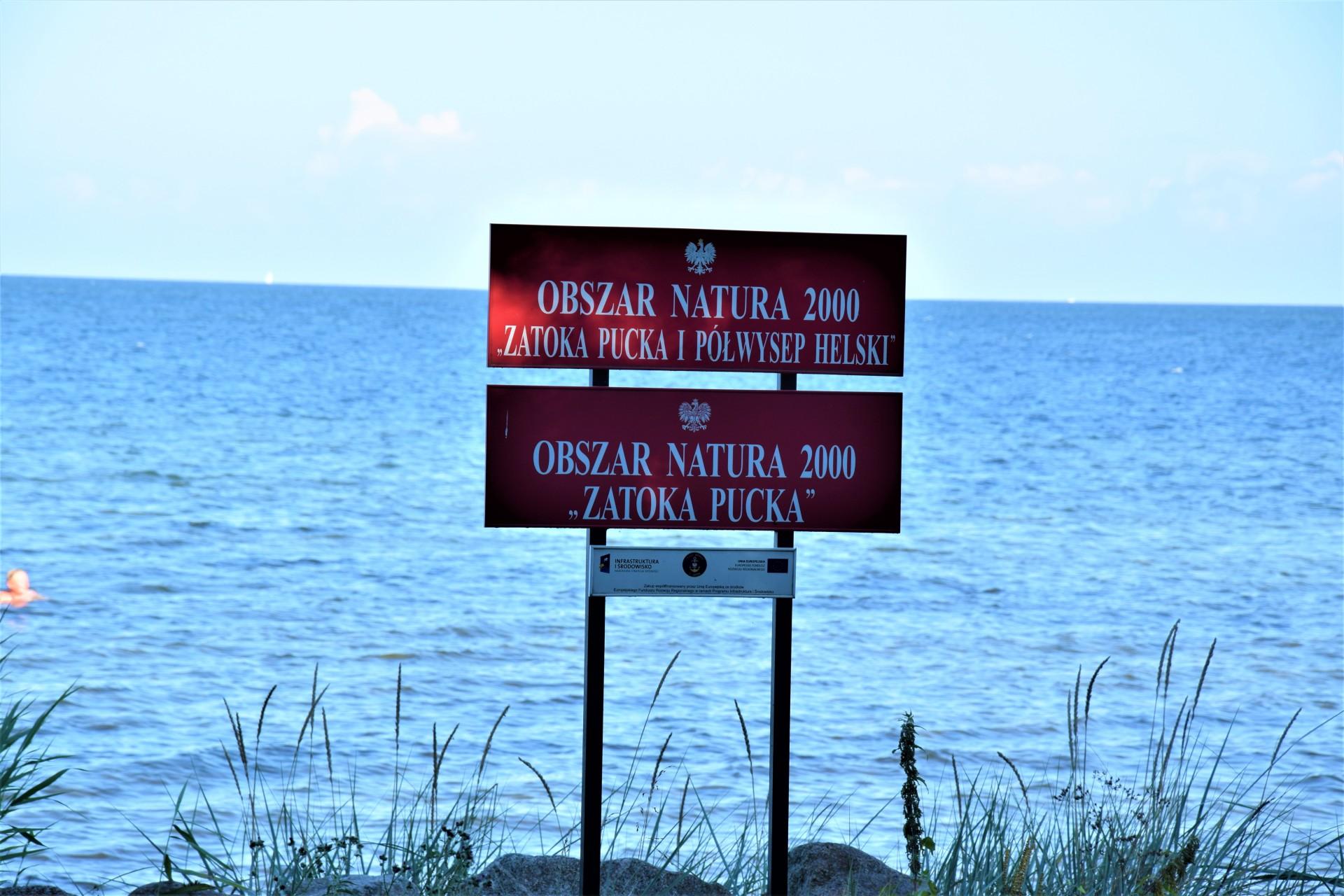 Cicha kameralna plaża w Osłoninie i Rzucewie. Plażing chodzony 3