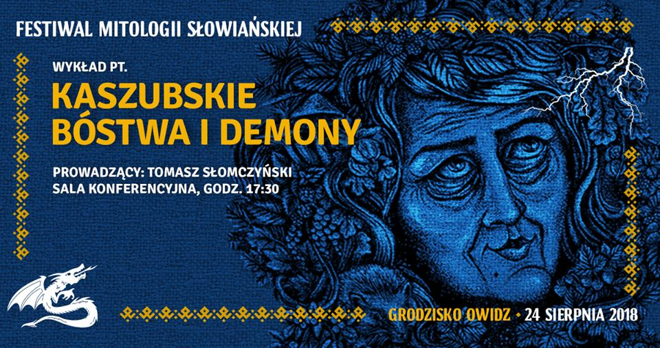 Festiwal Mitologii Słowiańskiej w Owidzu - polecamy! [NASZ PATRONAT] 1