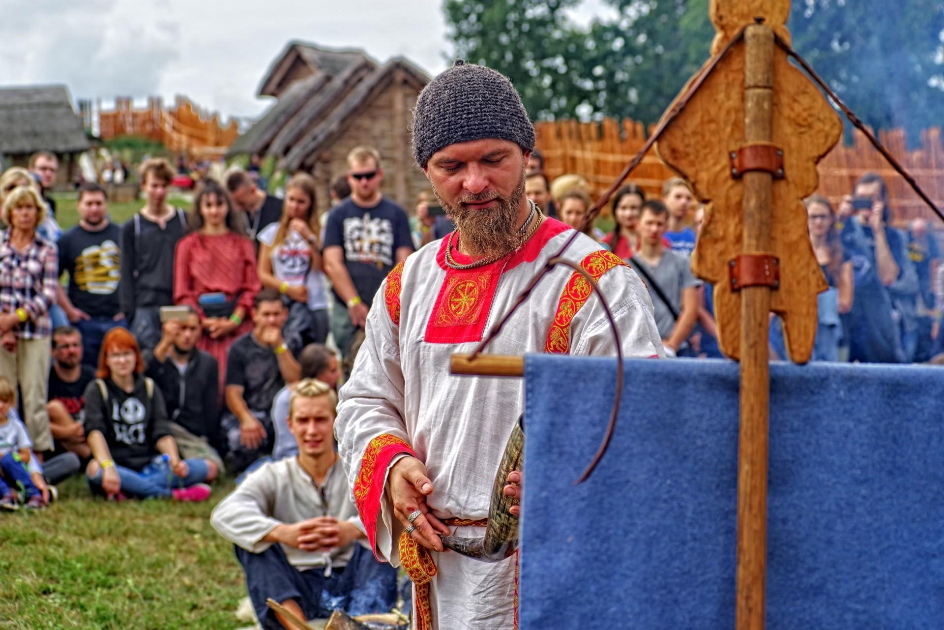 Festiwal Mitologii Słowiańskiej za nami. Jak było? [FOTOREPORTAŻ] 11