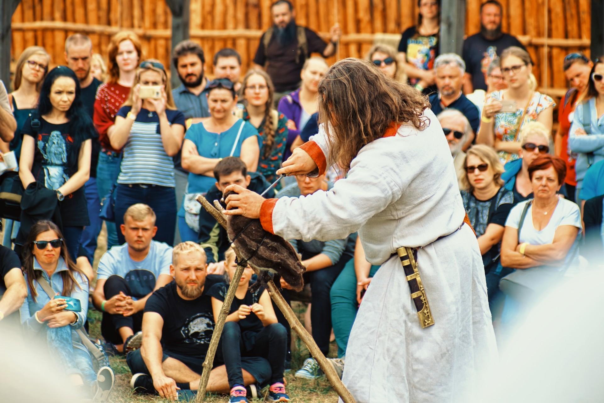 Festiwal Mitologii Słowiańskiej za nami. Jak było? [FOTOREPORTAŻ] 14