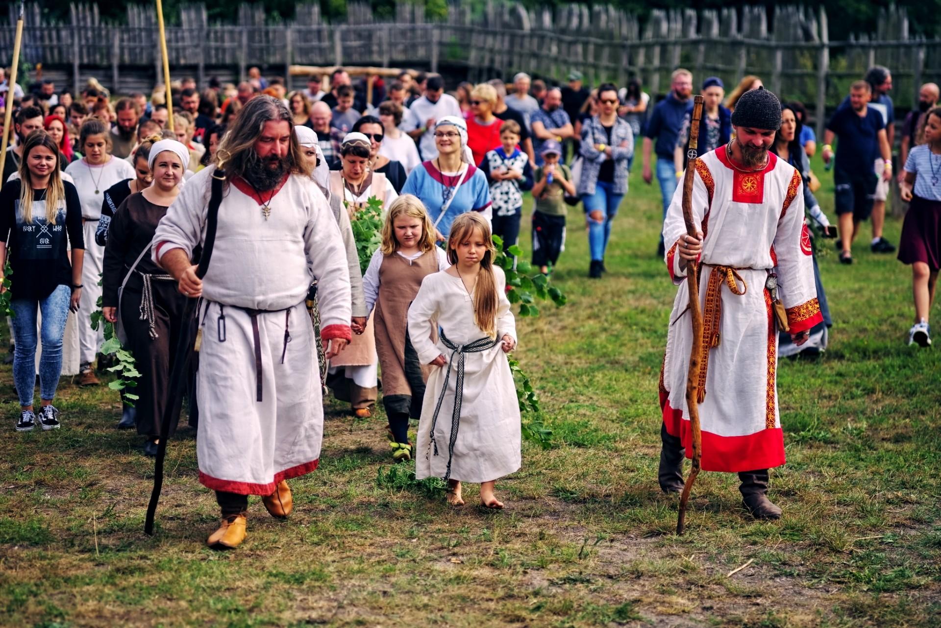 Festiwal Mitologii Słowiańskiej za nami. Jak było? [FOTOREPORTAŻ]