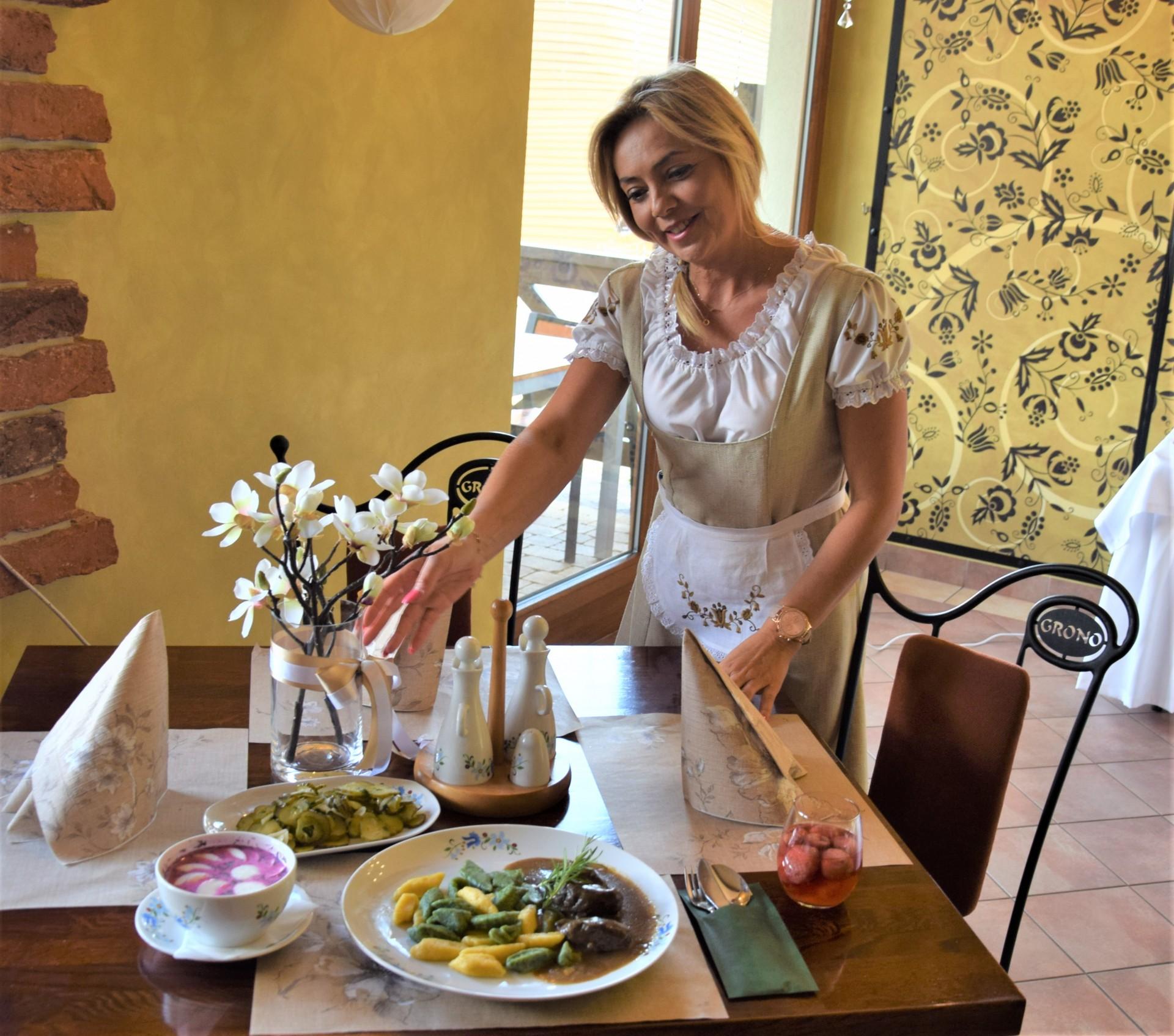 """Warsztaty """"Pochwal się tradycją kulinarną"""" – produkty i potrawy Szwajcarii Kaszubskiej 3"""