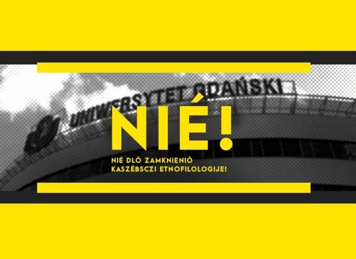 Podpisz petycję w sprawie etnofilologii kaszubskiej na Uniwersytecie Gdańskim 1