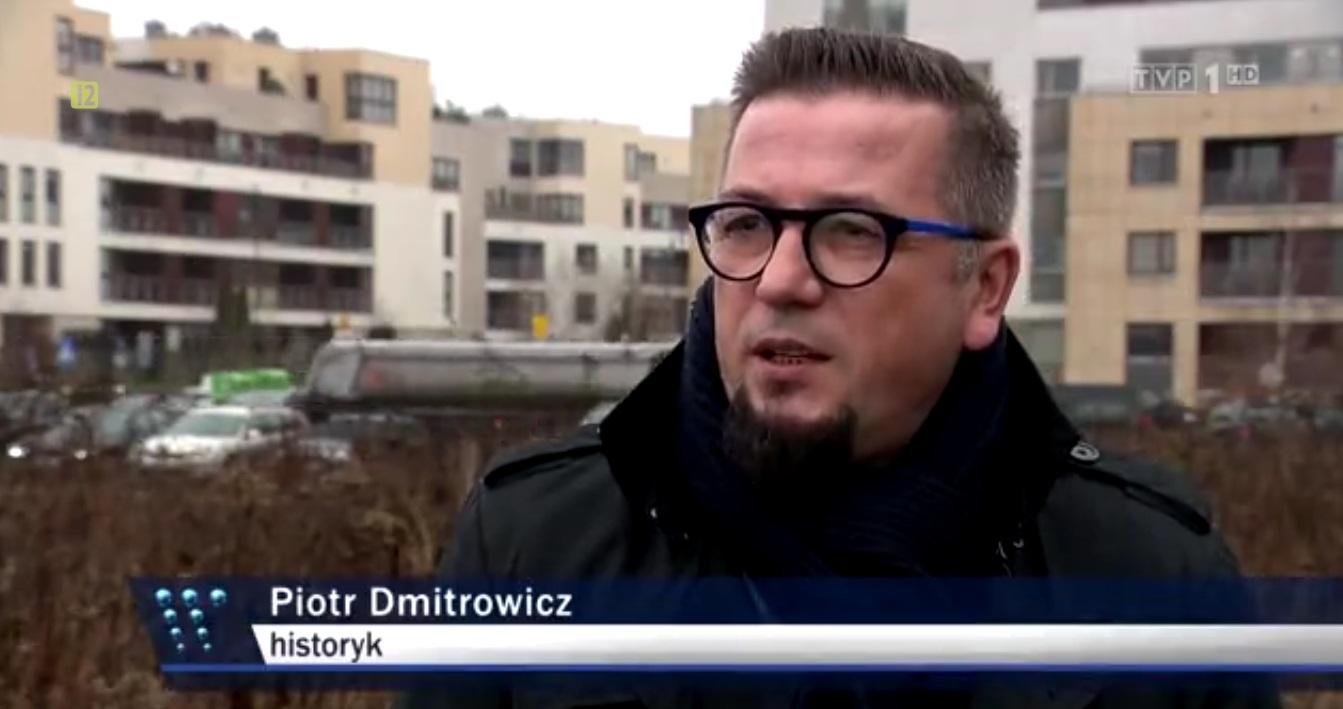 Nieścisłość w materiale Wiadomości TVP
