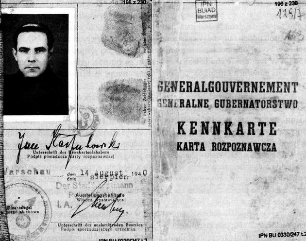 Jan Kaszubowski. Hitlerowski oprawca i superagent.