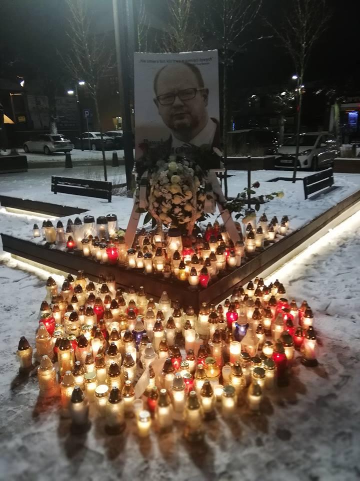 Kaszubi żegnają prezydenta Pawła Adamowicza 1