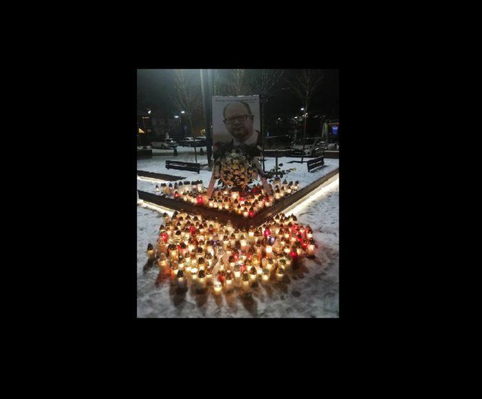 Kaszubi żegnają prezydenta Pawła Adamowicza 4