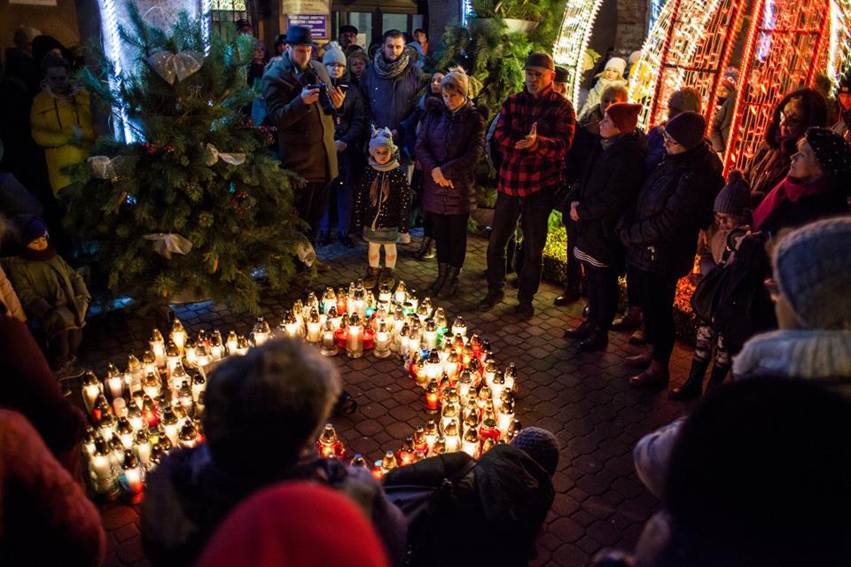 Kaszubi żegnają prezydenta Pawła Adamowicza 5