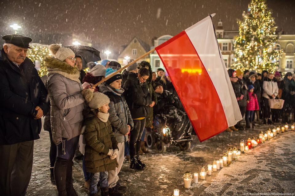 Kaszubi żegnają prezydenta Pawła Adamowicza 6