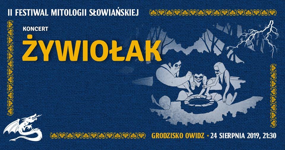 Festiwal Mitologii Słowiańskiej. Muzyka, wiedza, zabawa. Trzeba tam być 12