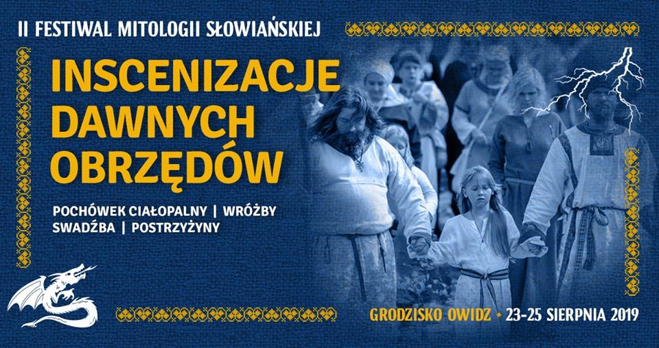 Festiwal Mitologii Słowiańskiej. Muzyka, wiedza, zabawa. Trzeba tam być 17