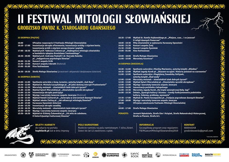 Festiwal Mitologii Słowiańskiej. Muzyka, wiedza, zabawa. Trzeba tam być 8