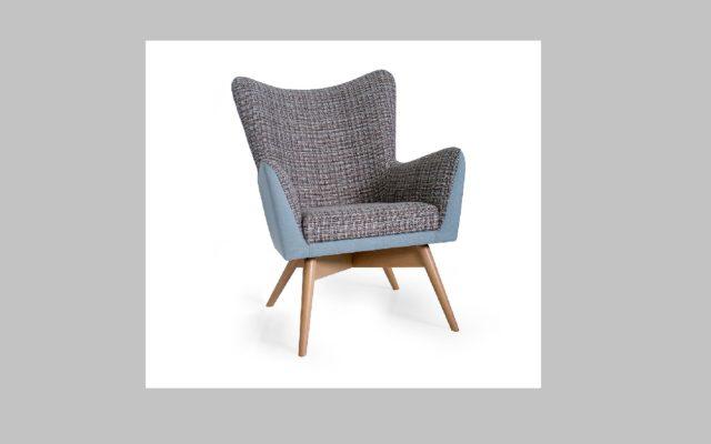 Fotel we wnętrzu – garść inspiracji 1