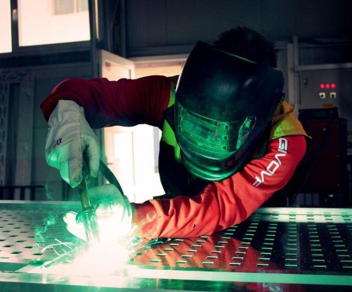 Automatyzacja produkcji - spawanie