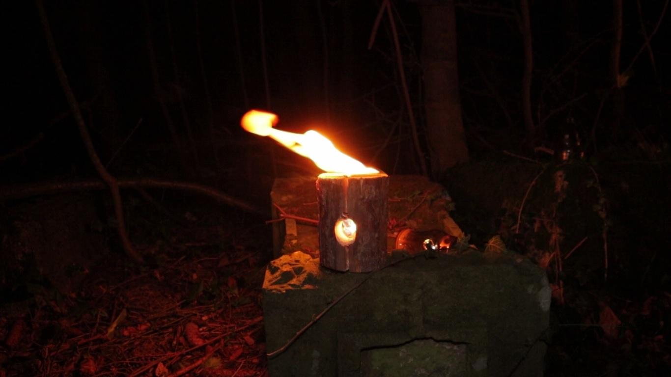 Kaszubskie wampiry. Nocą wychodzą z grobów. Cykl filmów o kaszubskich duchach i demonach