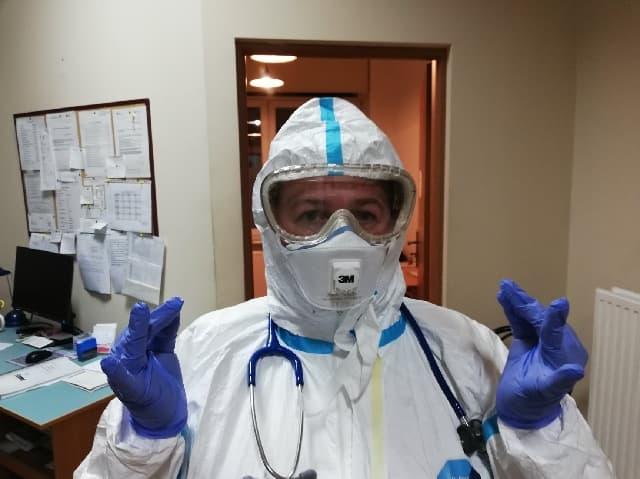 Dr Marta Śledzińska o sytuacji szpitala: Nie jesteśmy gotowi na koronawirusa [WYWIAD] 2