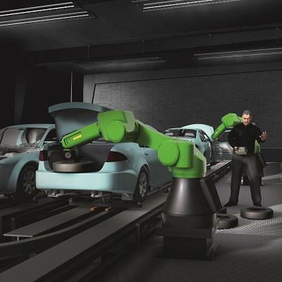 Do jakich zawodów można wykorzystać roboty współpracujące? 1