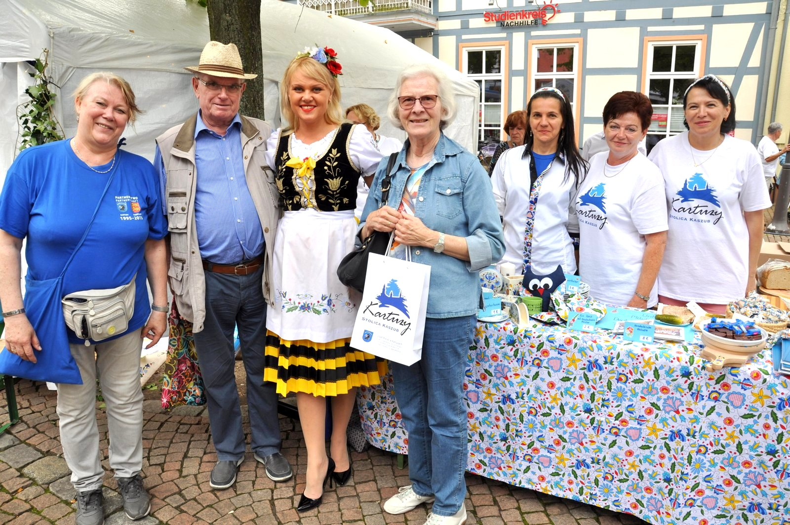 25-lecie partnerstwa gminy Kartuzy i miasta Duderstadt 2