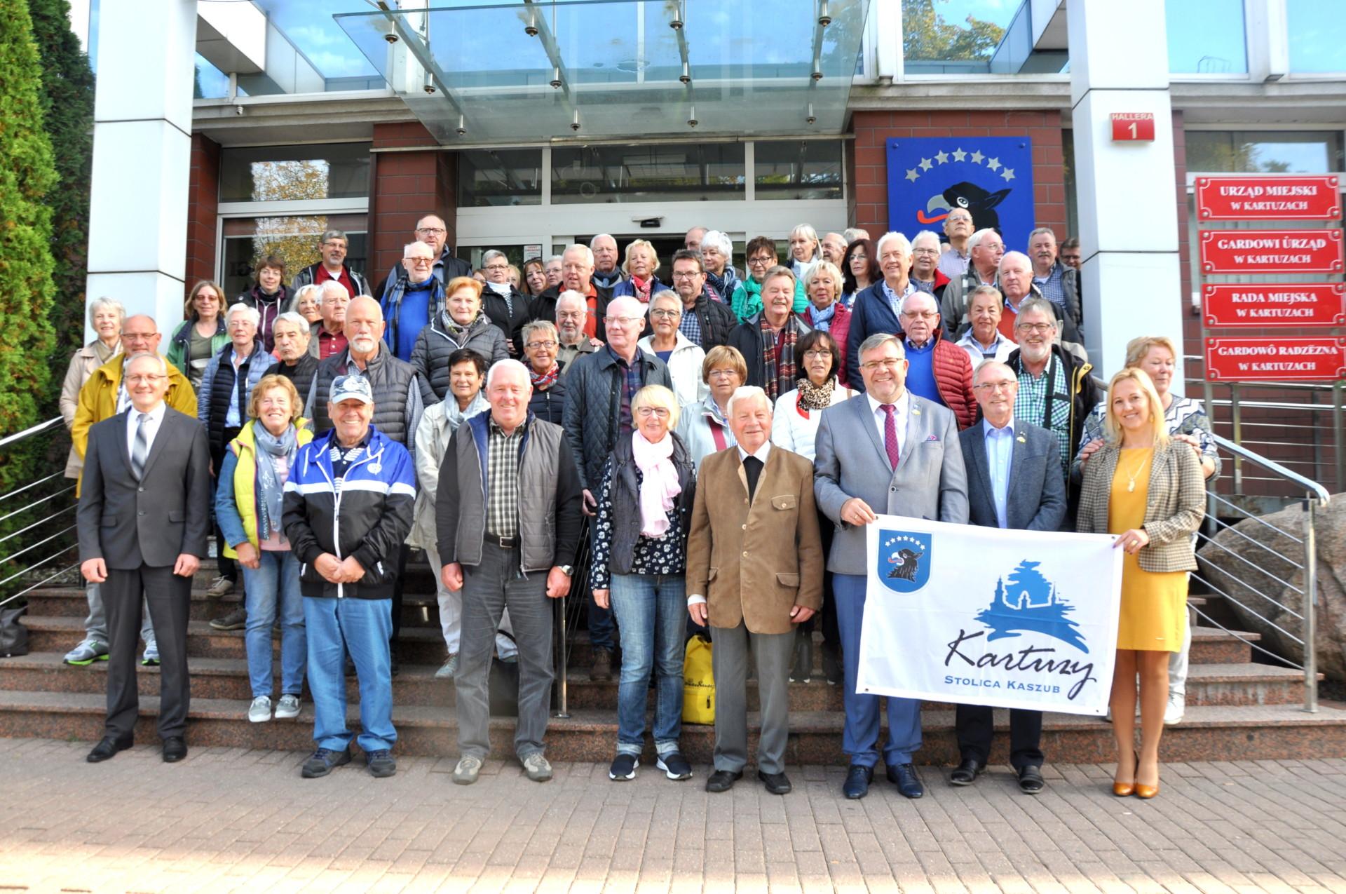 25-lecie partnerstwa gminy Kartuzy i miasta Duderstadt 4