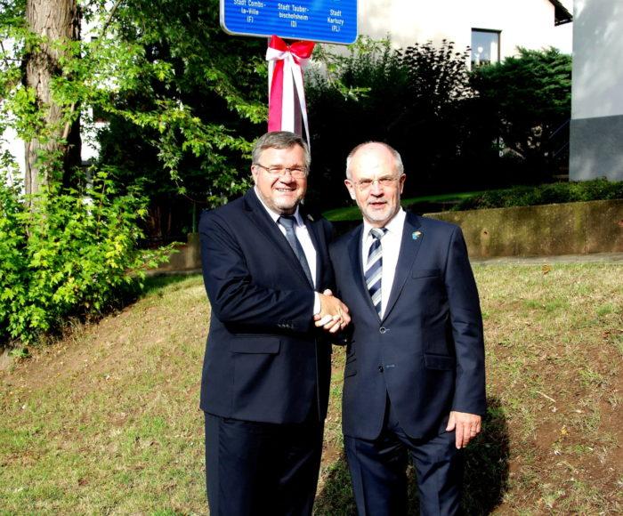 25-lecie partnerstwa gminy Kartuzy i miasta Duderstadt