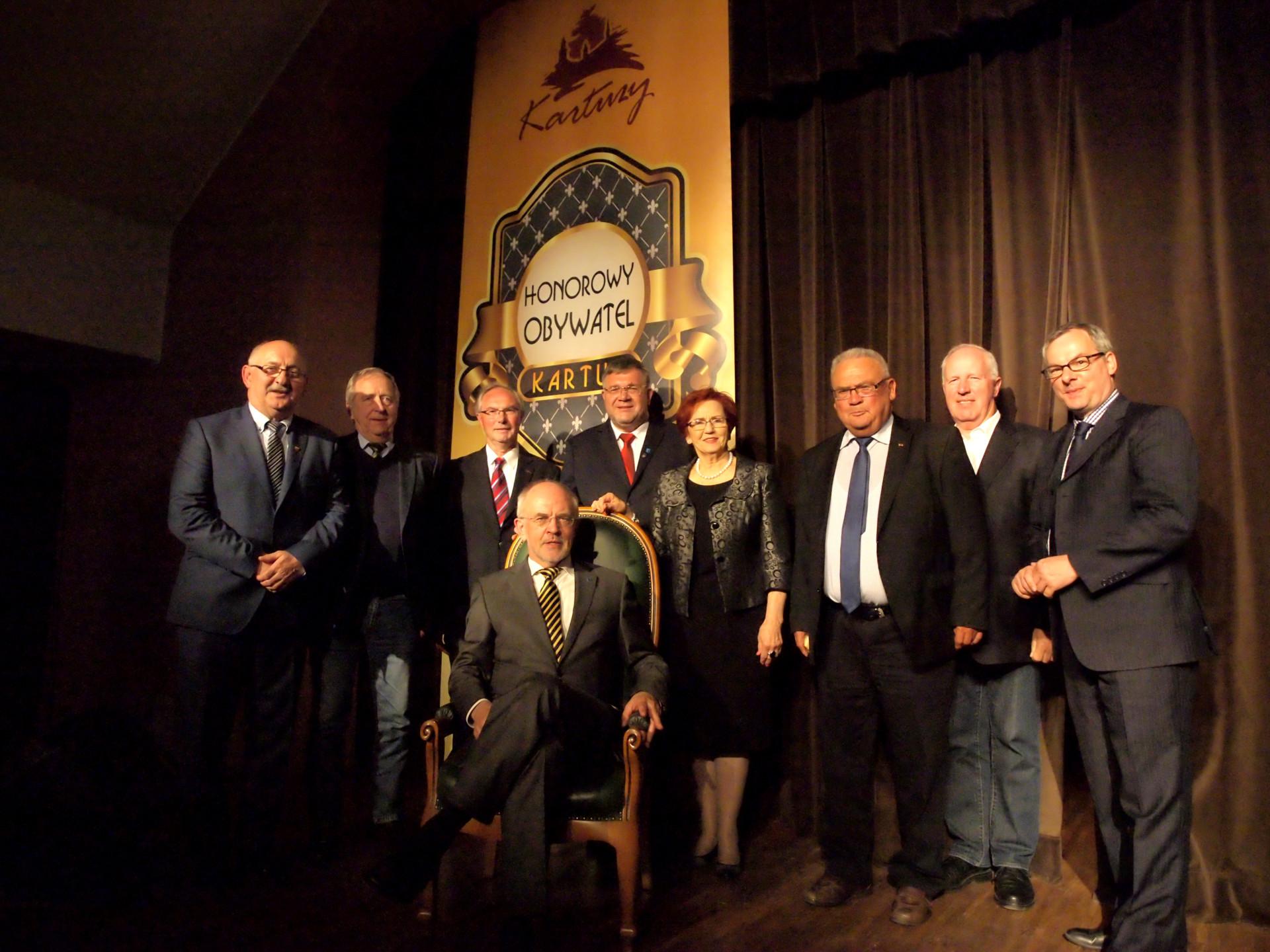 25-lecie partnerstwa gminy Kartuzy i miasta Duderstadt 7