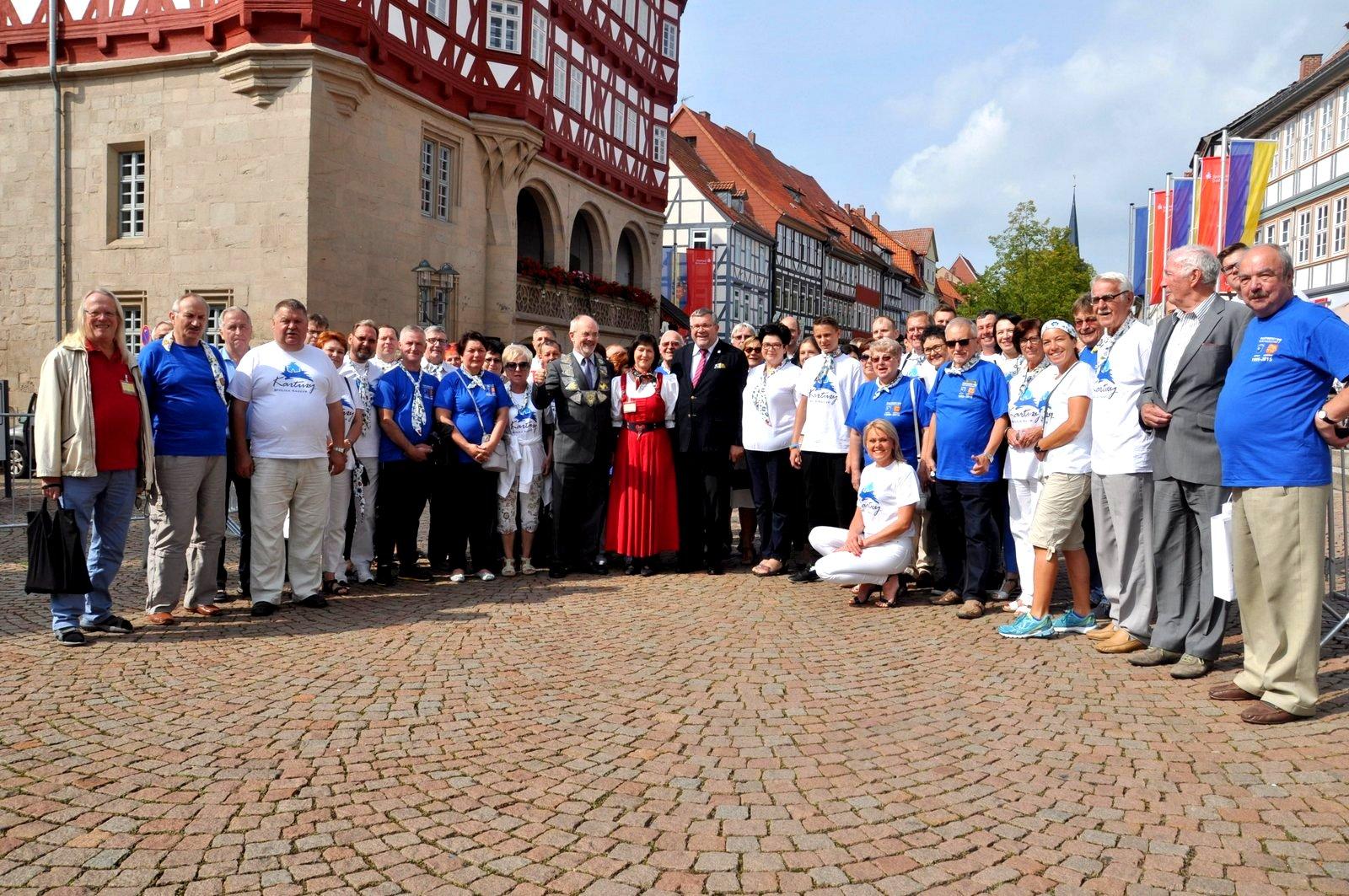 25-lecie partnerstwa gminy Kartuzy i miasta Duderstadt 8