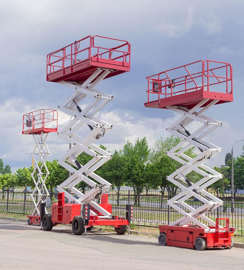 Platformy robocze - jakie mają zastosowanie? 1
