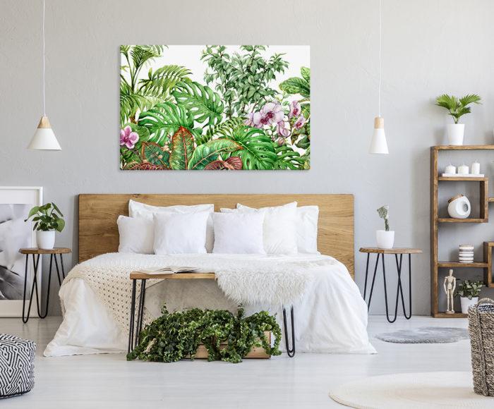 Podpowiadamy, jak dobrać obraz do sypialni – sprawdź nasze propozycje! 3