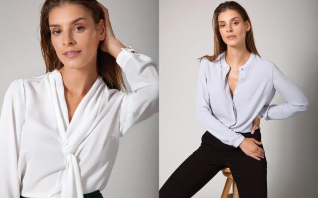 Zaleta eleganckich bluzek w codziennym ubiorze 2