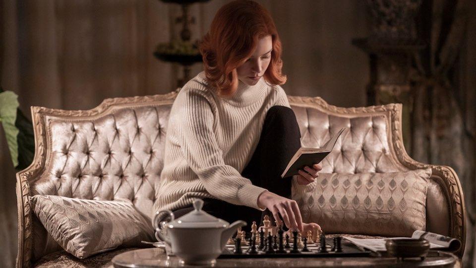 """""""Gambit królowej"""" — przeczytaj książkę, obejrzyj serial 1"""