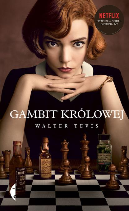 """""""Gambit królowej"""" — przeczytaj książkę, obejrzyj serial 4"""