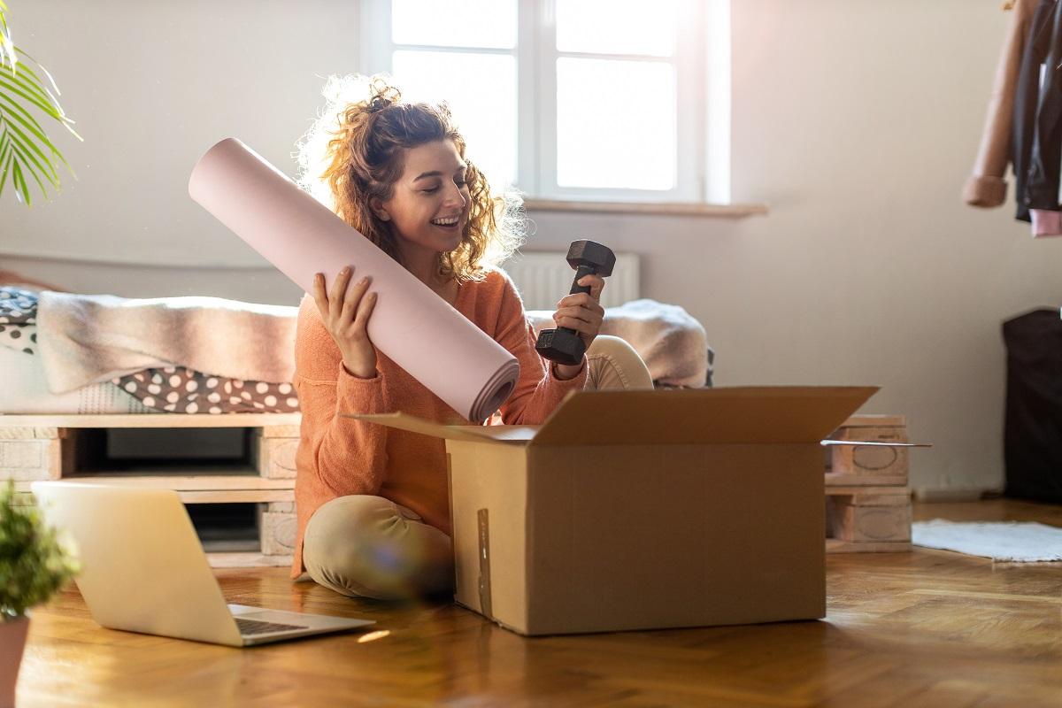 Jaki sprzęt do ćwiczeń w domu wybrać? Na czym i ile ćwiczyć w tygodniu? 2