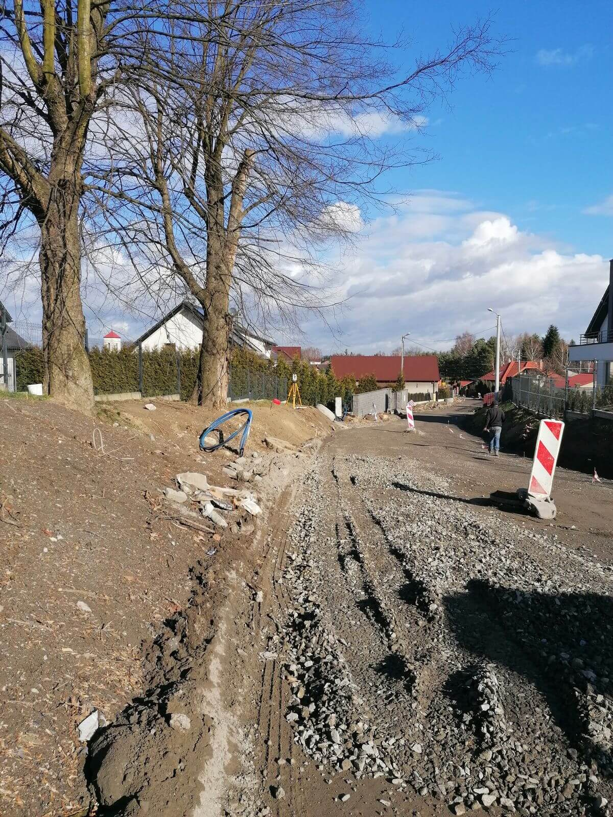 Geodezja i budowa nowego domu