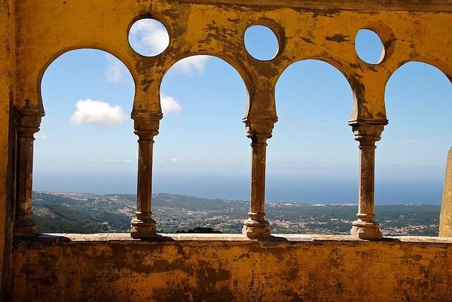 Sintra - baśniowe piękno Portugalii