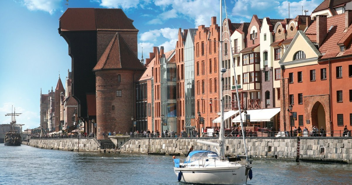 Dlaczego przynajmniej raz w życiu warto odwiedzić Gdańsk?