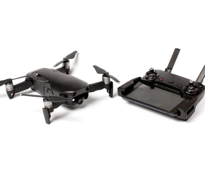 Nowa jakość filmowania z powietrza z nowym dronem od DJI