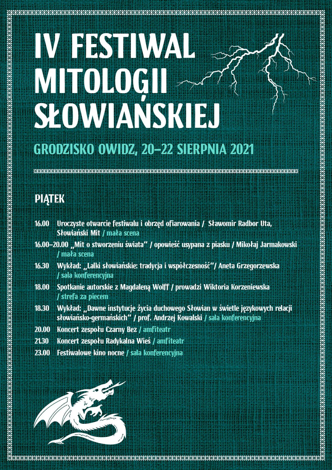 Poznaj swoje korzenie - zapraszamy na Festiwal Mitologii Słowiańskiej 2